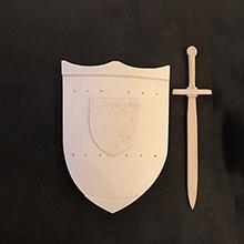 Schild und Schwert
