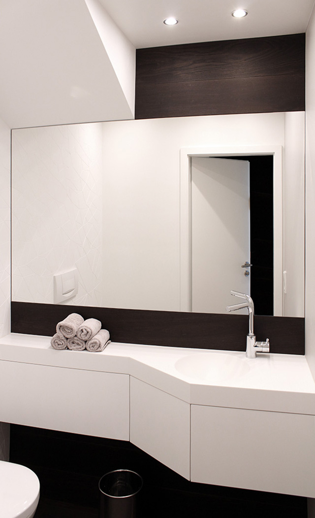 Bad- und WC-Möbel · Schreinerei Bührer, Freiamt · Bild Nr.1