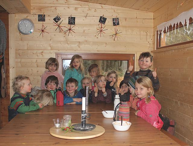 ...und bietet den Kindern und Erziehern deutlich mehr Platz als vorher