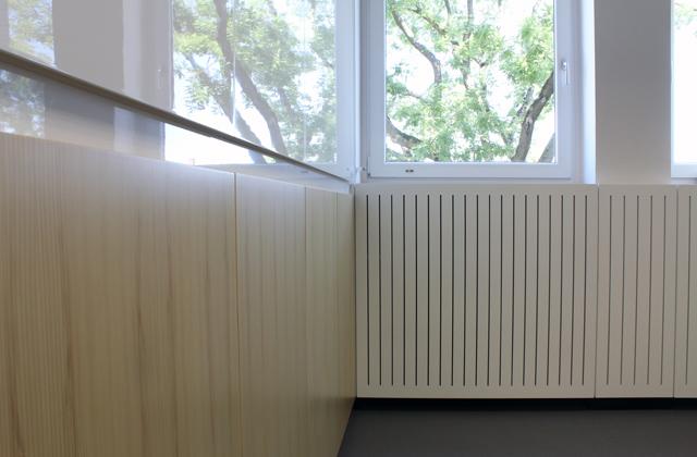 Buero Einbaumöbel Fa. Schwarzwaldmilch GmbH · Schreinerei Bührer, Freiamt · Bild Nr.3