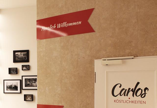 Carlos Köstlichkeiten, Freiburg · Schreinerei Bührer, Freiamt · Bild Nr.2