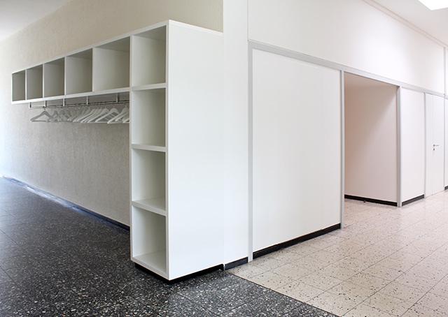 flur s projekte schreinerei innenarchitektur b hrer. Black Bedroom Furniture Sets. Home Design Ideas