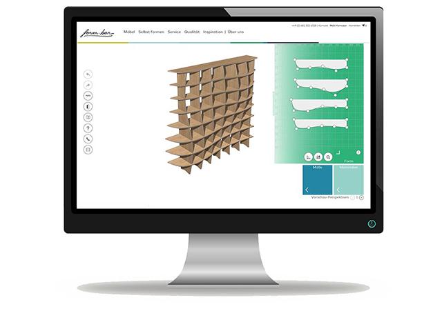Designen Sie selbst im Onlinekonfigurator...