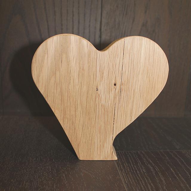 Herzen aus Holz · Schreinerei Bührer, Freiamt · Bild Nr.1