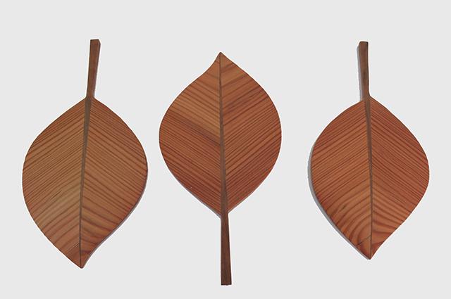 Blätter aus Holz · Schreinerei Bührer, Freiamt · Bild Nr.2