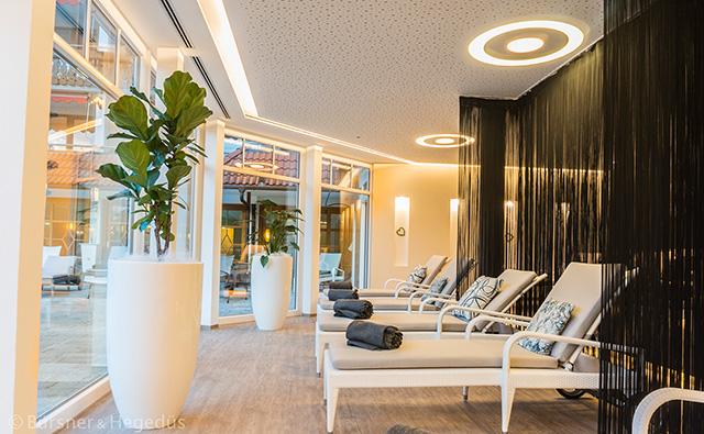 Hotel Ludinmühle Wellness Erweiterungsbau · Schreinerei Bührer, Freiamt · Bild Nr.6