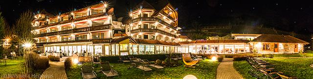 Hotel Ludinmühle Wellness Erweiterungsbau · Schreinerei Bührer, Freiamt · Bild Nr.16