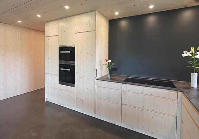 Neue Einbauküche · Schreinerei Bührer, Freiamt · Bild Nr.3