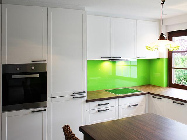 Neue Einbauküche · Schreinerei Bührer, Freiamt · Bild Nr.1