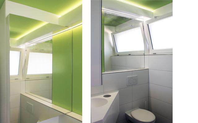 Neues Patienten-WC in Arztpraxis · Schreinerei Bührer, Freiamt · Bild Nr.3