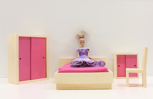 Individuelle Puppenmöbel · Schreinerei Bührer, Freiamt · Bild Nr.4