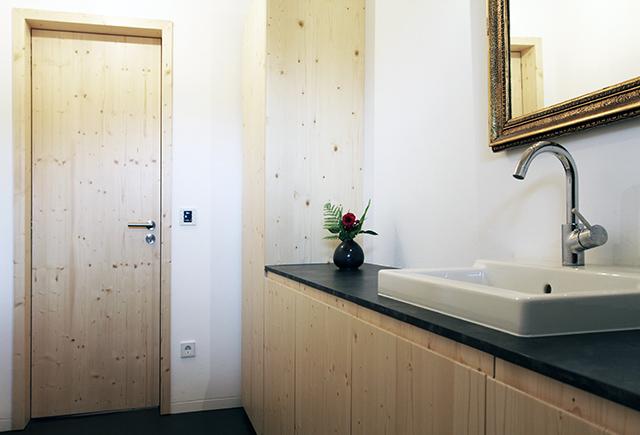 Türen - Haustüren, Zimmertüren, Glastüren · Schreinerei Bührer, Freiamt · Bild Nr.4