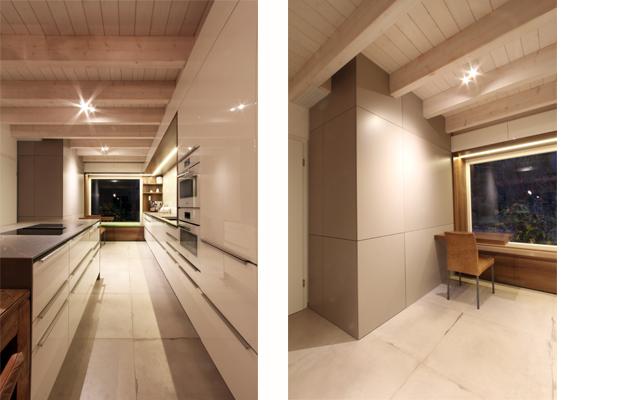 Großzügige Wohnküche mit Sitzecke · Schreinerei Bührer, Freiamt · Bild Nr.2