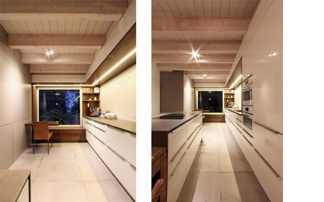 Großzügige Wohnküche mit Sitzecke · Schreinerei Bührer, Freiamt · Bild Nr.10